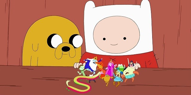 Adventure Time – The Fifth Season Part 1