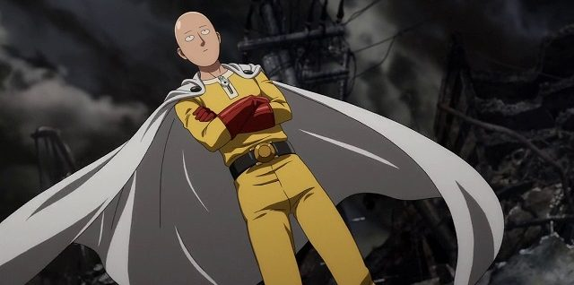 One Punch Man Complete Season 1