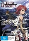 The Sacred Blacksmith poster