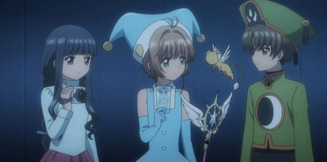 Cardcaptor Sakura: Clear Card Part 1