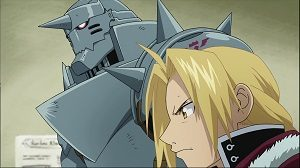 Fullmetal Alchemist: Brotherhood Part One
