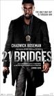 21 Bridges poster