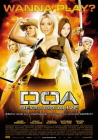 DOA: Dead or Alive poster
